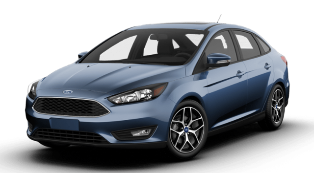 New 2018 Ford Focus SEL Sedan for Sale in Holbrook AZ